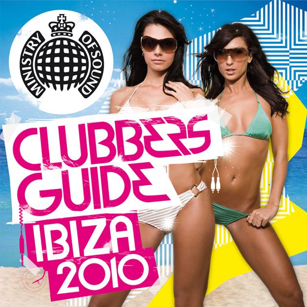 Clubbers Guide Ibiza 2010 cover