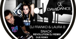 DJ Franko & Laura B. - Snack