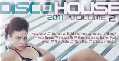 Disco House 2011 2 (with Tracklist)