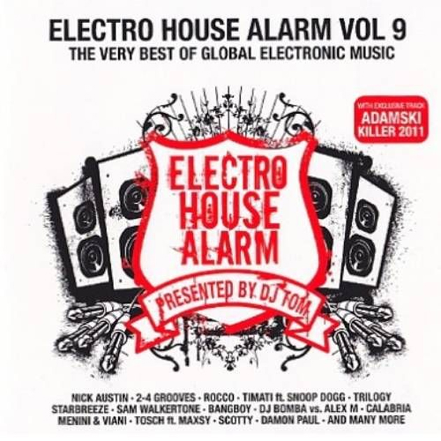 Electro House Alarm 9 cover