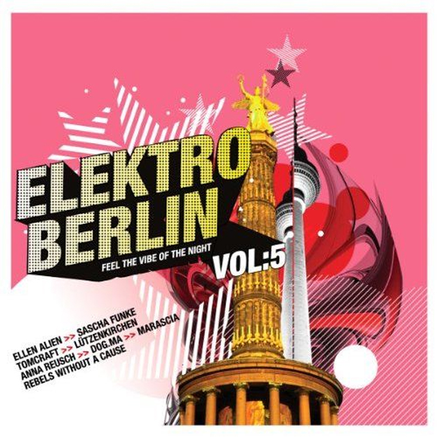 Elektro Berlin 5 cover