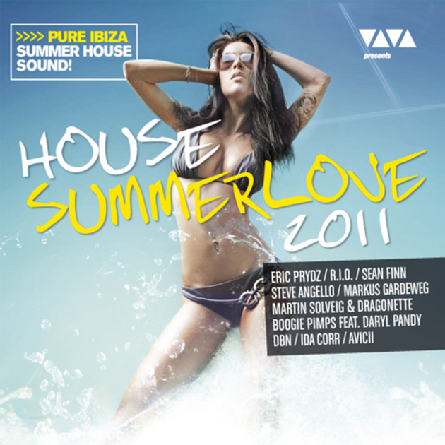 House Summerlove 2011 cover
