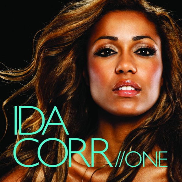 Ida Corr - One cover