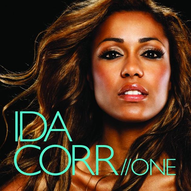 Ida Corr - One cover
