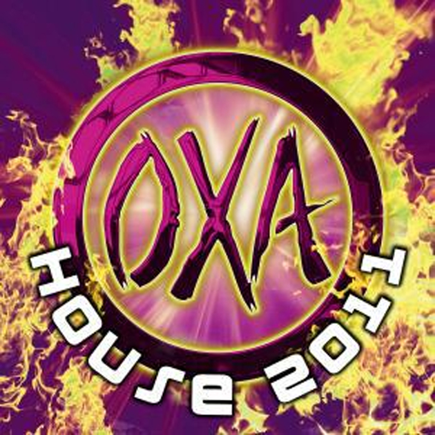 Oxa House 2011 cover