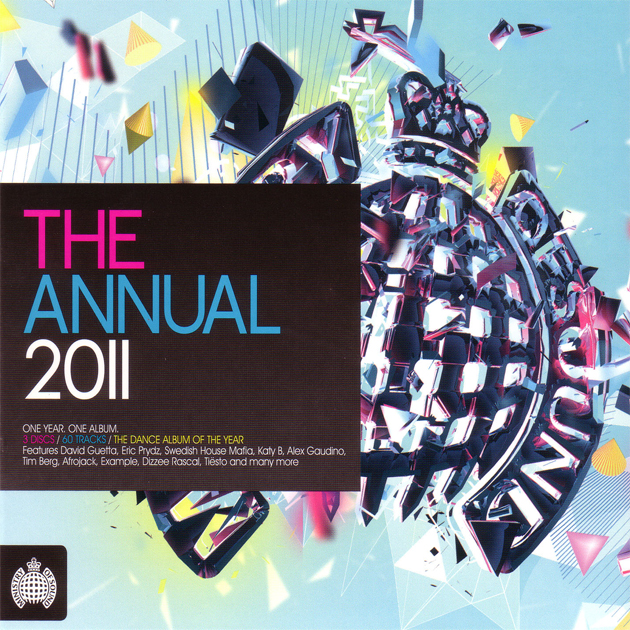 The Annual 2011 UK cover