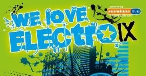 we love electro 9