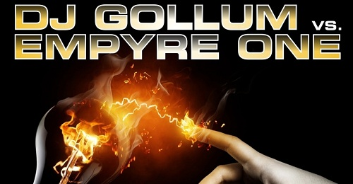 DJ Gollum vs. Empyre One – The Bad Touch (with Preview)