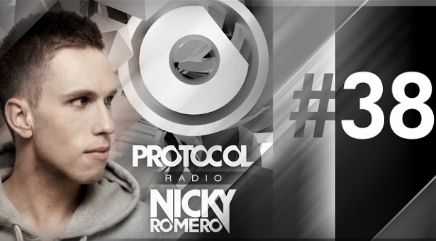 Protocol Radio #038 mixed by John Dahlbäck