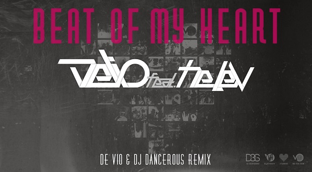 de Vio feat Helen &#8211; Beat Of My Heart (Preview + Gewinnspiel)