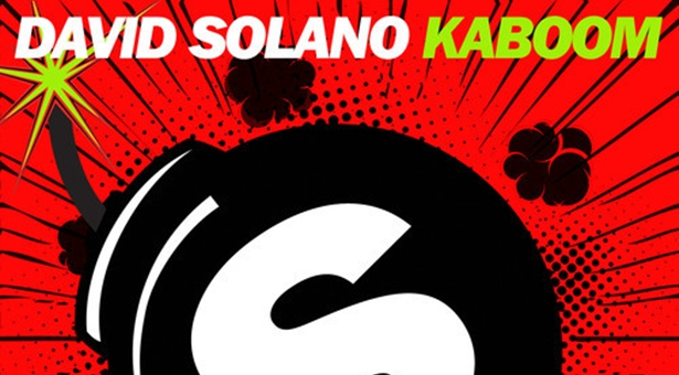 David Solano – Kaboom (with Teaser)