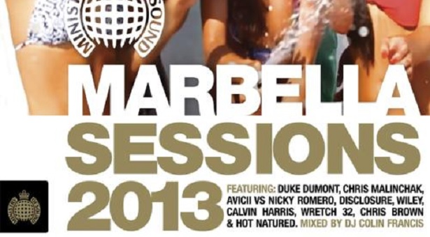 Marbella Sessions 2013 (with Tracklist)