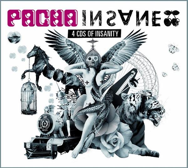 Pacha Insane 2013 cover