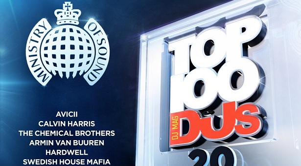 DJ Mag Top 100 – 20 Years (Tracklist)
