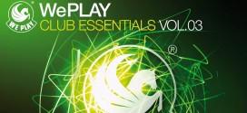 Weplay Club Essentials 3 (Tracklist)