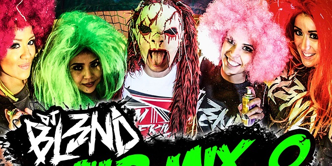 DJ Bl3nd – Wild Mix (Free Download)
