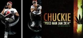 Chuckie – Poco Man Jam 2k14