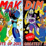 Dim Mak Greatest Hits Of 2013 (Minimix)