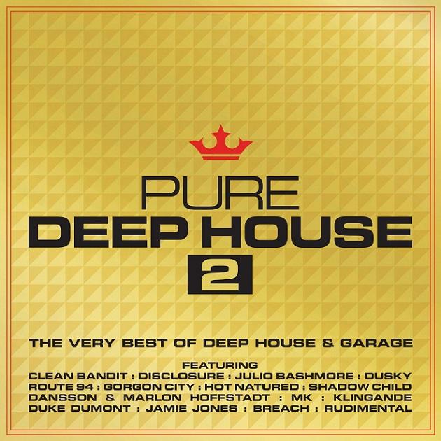Pure deep house 2 tracklist for List of deep house music