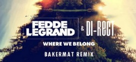 Fedde Le Grand & Di-RECT – Where We Belong (Bakermat Remix)