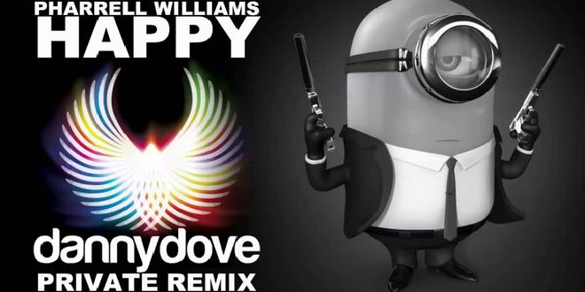 Pharrell Williams – Happy (Danny Dove Remix)