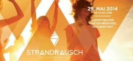 Strandrausch 2014 – Infos, Trailer & Line Up