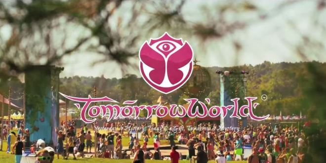 Tomorrowworld 2014 – Das Line Up