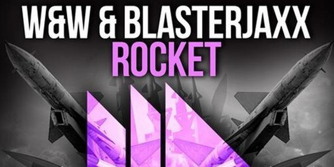 W&W & Blasterjaxx – Rocket