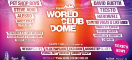 BigCityBeats WORLD CLUB DOME 2014 Timetable