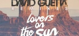 David Guetta Ft. Sam Martin – Lovers On The Sun (Blasterjaxx Remix)