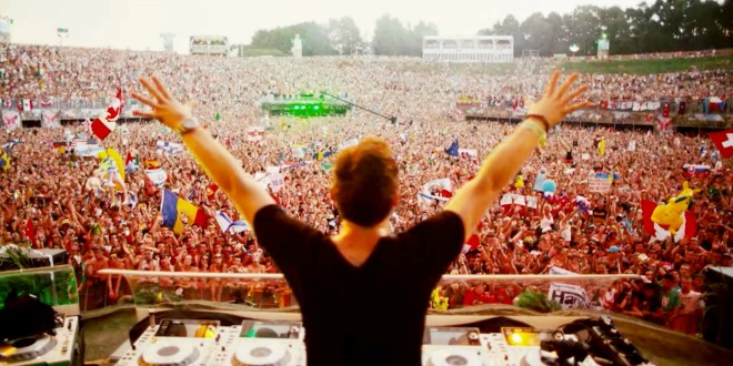 Tomorrowland 2014 – Hardwell Liveset! 26.07.14