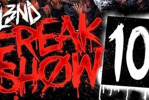 DJ Bl3nd – Freakshow 10 (Free Download + Tracklist)