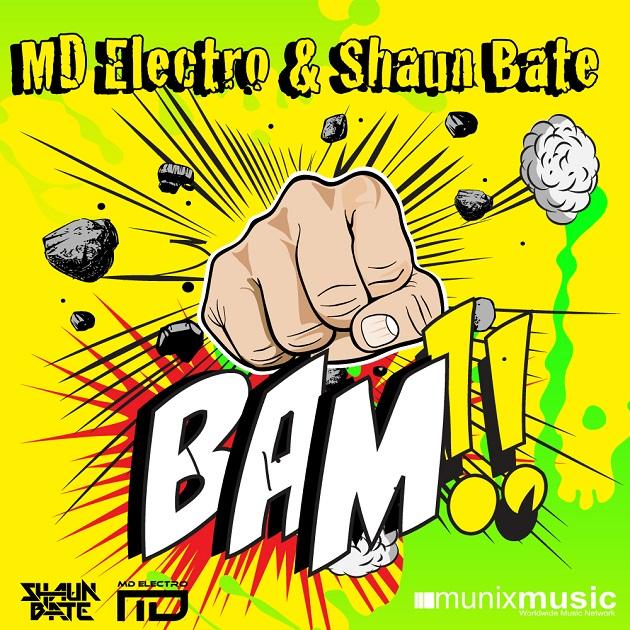 MD Electro & Shaun Bate – BAM