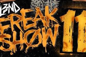 DJ Bl3nd – Freakshow 11 (Player + Tracklist)