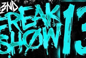 DJ Bl3nd – Freakshow 13 (Download + Tracklist)