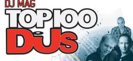 DJ Mag Top 100 DJs 2014 (Komplette Liste)