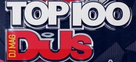 Ministry of Sound – DJ Mag Top 100 DJs 2014 (Tracklist)