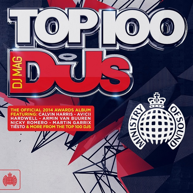 Ministry of Sound - DJ Mag Top 100 DJs 2014