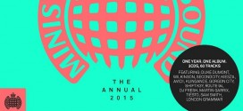 Ministry of Sound The Annual 2015 (Tracklist)