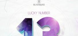 Blasterjaxx – Lucky Number 13
