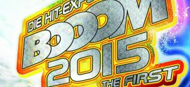 Booom 2015 – The First (Tracklist)