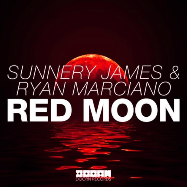 Sunnery James & Ryan Marciano - Red Moon