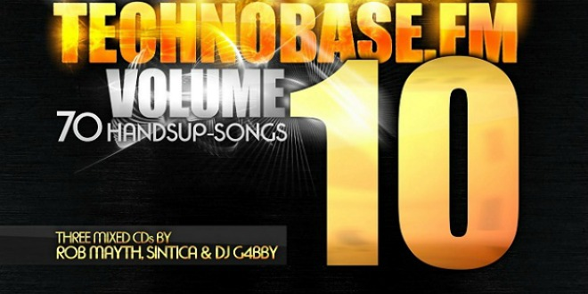 TechnoBase.FM 10 (Tracklist)
