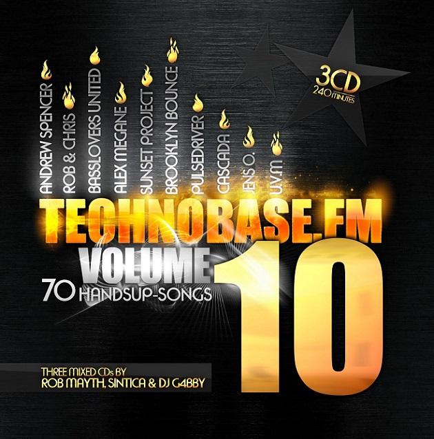 TechnoBase.FM 10