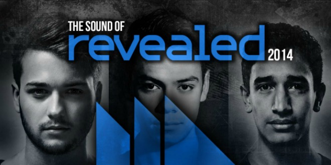 The Sound Of Revealed 2014 (Tracklist)