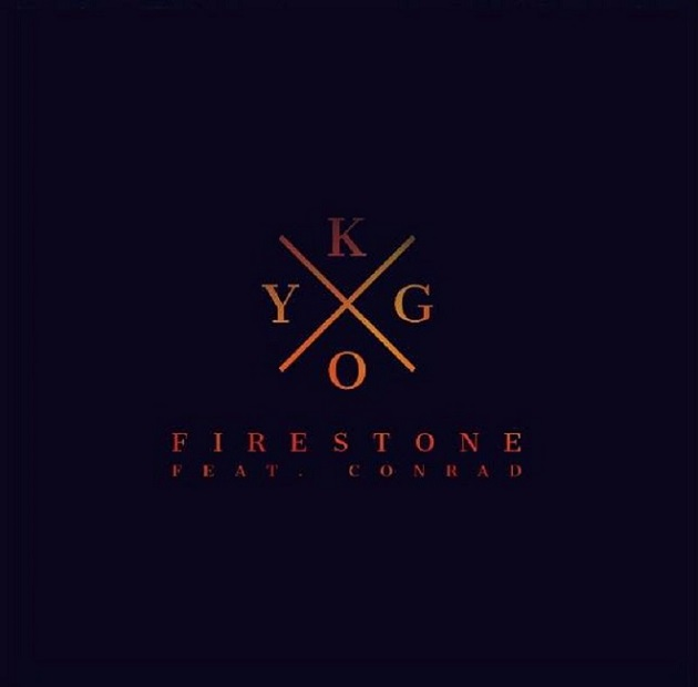 Kygo - Firestone (feat Conrad)